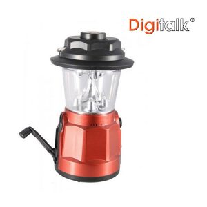 Portable Dynamo LED Lantern Radio
