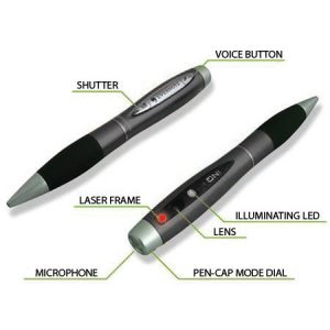 Laser Image Capture Pen