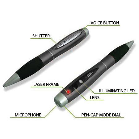 Laser Image Capture Pen