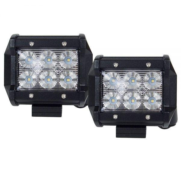 Pair CREE LED Light Bar