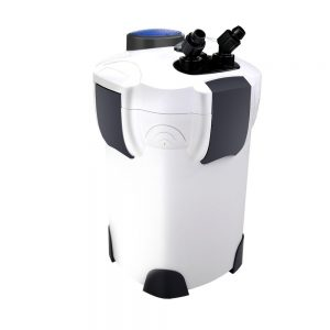 Aquarium External Canister Filter Aqua Fish Tank UV Light with Media Kit 2400L/H