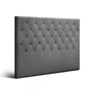 Artiss Upholstered Fabric Head Board