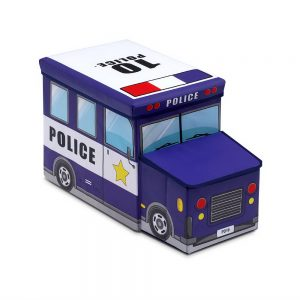 Kids Toy Storage Box - Blue