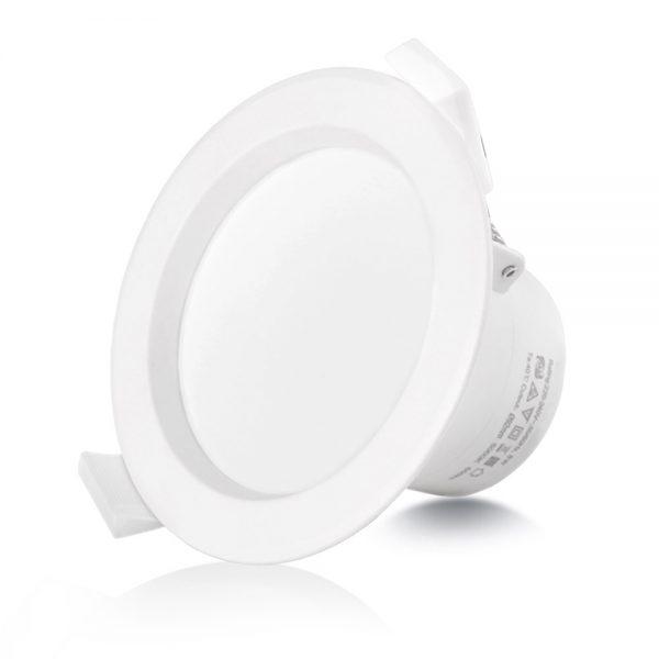 10 x LUMEY LED Downlight Kit Ceiling Light Bathroom Kitchen Daylight White 10W