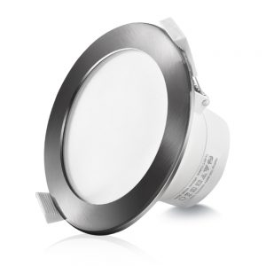 20 x LUMEY LED Downlight Kit Ceiling Light Bathroom Kitchen Daylight White 12W