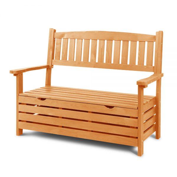 Gardeon Outdoor Storage Bench