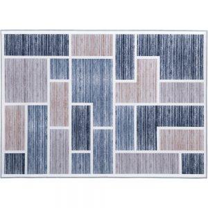 Artiss Short Pile Floor Rug 120x170cm Oblo