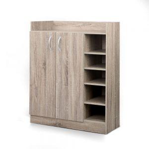 Artiss 2 Doors Shoe Cabinet