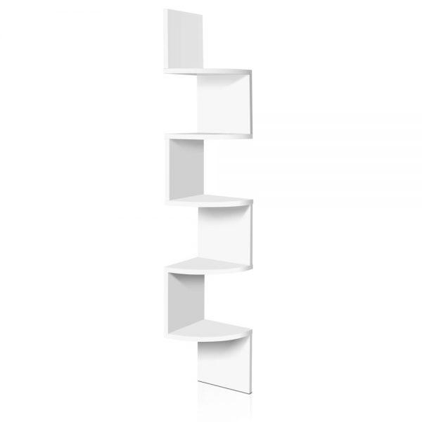 Artiss Tier Corner Wall Shelf