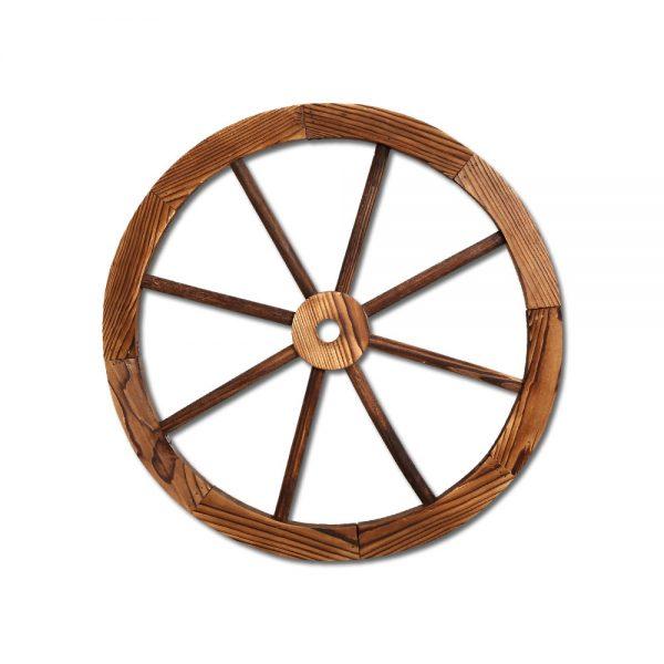 Gardeon Wooden Wagon Wheel