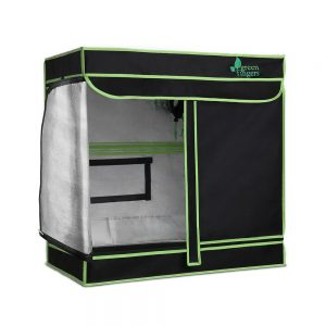 Greenfingers Grow Tents Hydroponics Plant Tarp Shelves Kit 80 x 45 x 80cm
