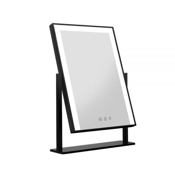 Embellir Hollywood Makeup Mirror With Light LED Strip Standing Tabletop Vanity