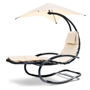 Gardeon Outdoor Rocking Armchair