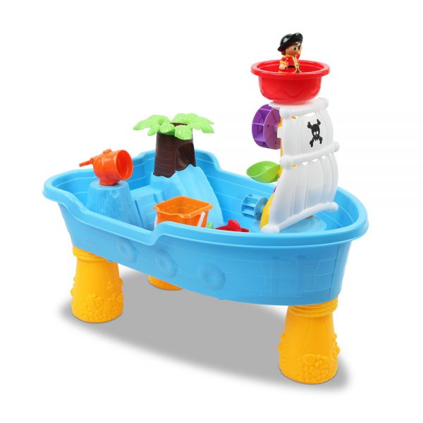 Keezi 20 Piece Kids Pirate Toy