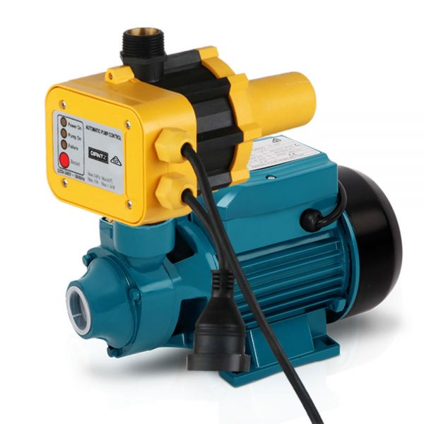 Giantz Peripheral Pump Auto Controller Clean Water Garden Farm Rain Irrigation