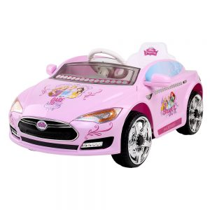 Disney Princess Ride On Car- Pink