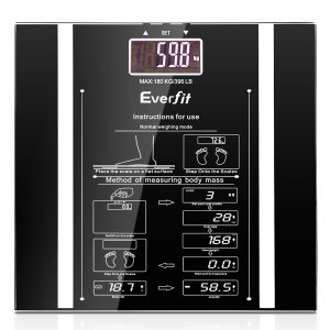 Everfit Electronic Body Fat Scale