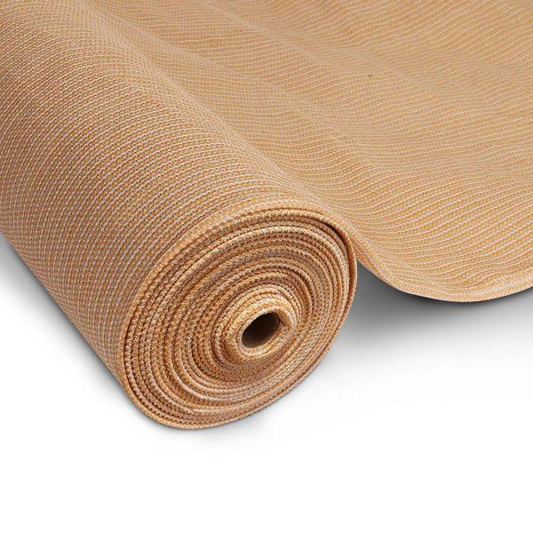 Instahut 3.66 x 10m Shade Sail Cloth