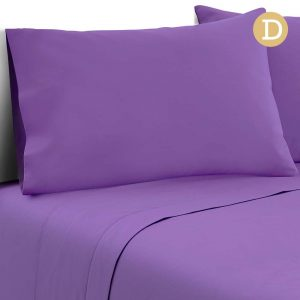 Giselle Micro Fibre Sheet Set