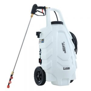 Giantz Weed Sprayer Multifunction Trolley Fertilizing Watering 30L