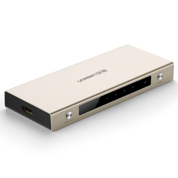 UGREEN HDMI 5 x 1 Switch Zinc Alloy (40279)