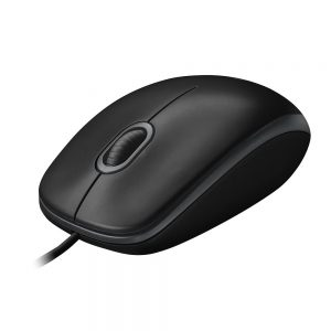 Logitech B100 Optical USB Mouse (910-001439)