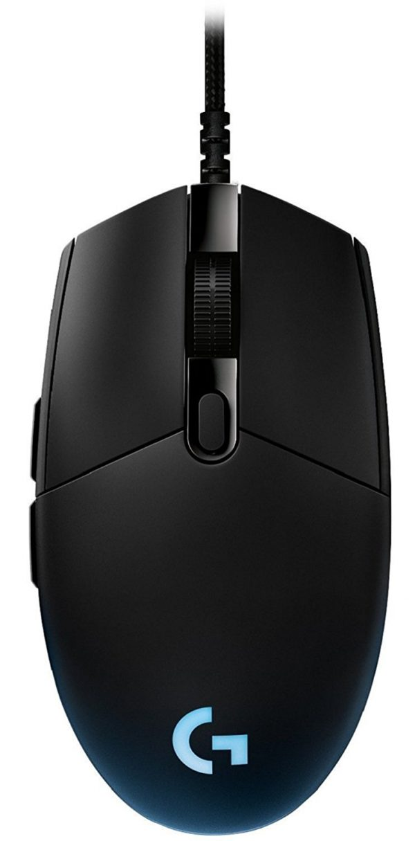 910-005127 : Logitech G Pro Gaming RGB Optical Mouse