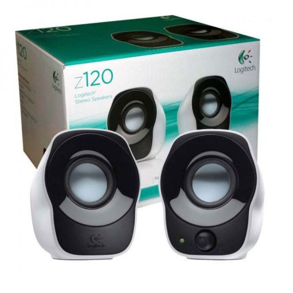 Logitech Z120 USB power speaker 2.0 (980-000514)