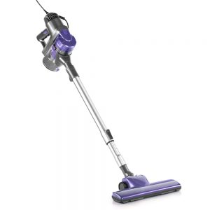 Devanti Corded Handheld Bagless Vacuum Cleaner - Purple and Silver