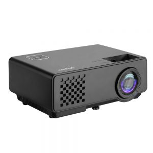 Devanti Android Portable Mini Video Projector Wifi Bluetooth Home Theatre 1080HD