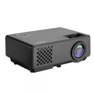 Devanti Android Portable Mini Video Projector Wifi Bluetooth Home Theatre 1080HD