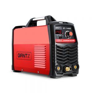 GIANTZ Plasma Cutter DC ARC GAS Inverter Welder TIG 40A Portable IGBT 140Amp