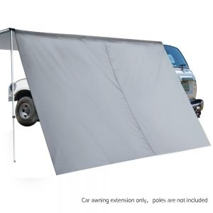 Weisshorn Car Shade Awning Extension