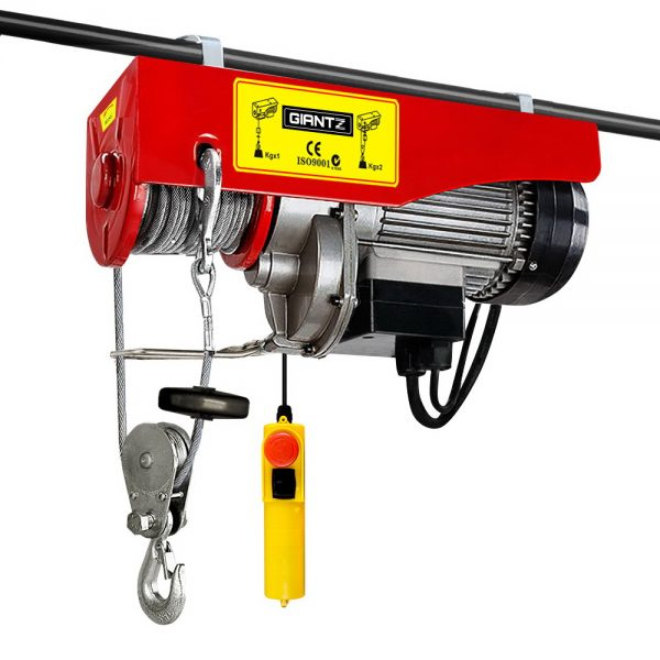 Giantz Electric Hoist winch