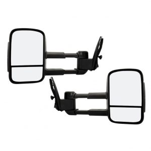 2pcs Towing Extendable Mirrors Toyota Prado 150 Series Wagon Nov 2009 a onwards